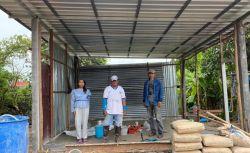 ก่อสร้างบ้านให้ผู้ยากไร้
